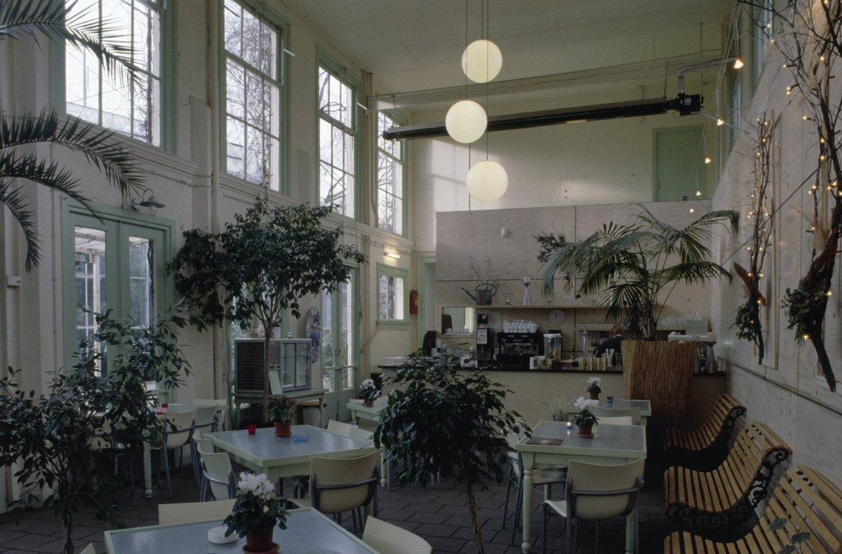 File interieur van de oranjerie amsterdam 20358101 for Interieur amsterdam