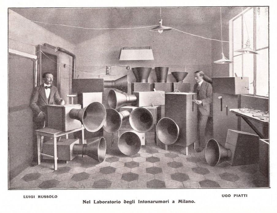 Luigi Russolo Art Of Noises | www.pixshark.com - Images ...