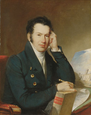 John Haviland (1792–1852), from Wikipedia.