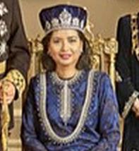 Raja Zarith Sofiah Permaisuri of Johor