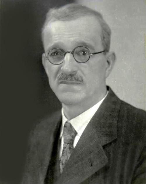 Josip Plemelj in 1920