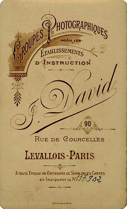 Image of Jules David from Wikidata