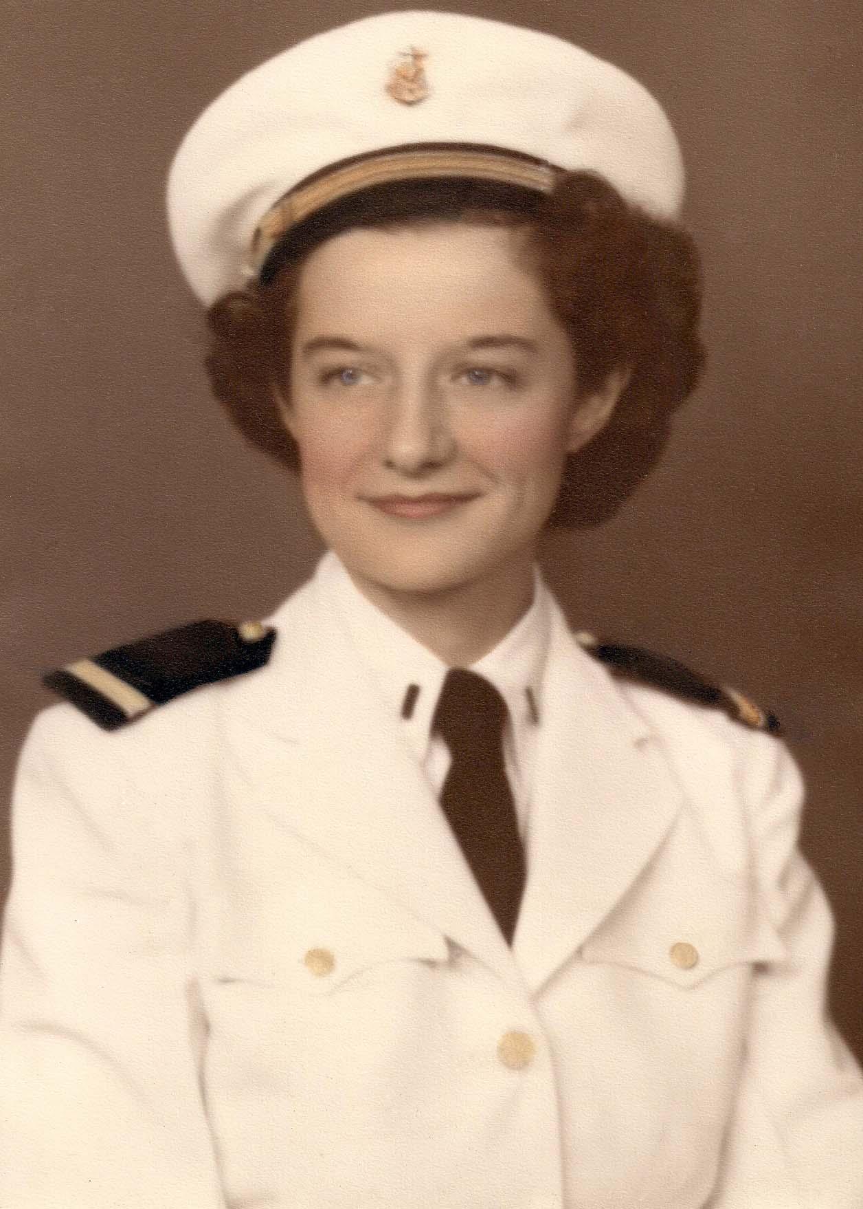 1950 Nurse uniform