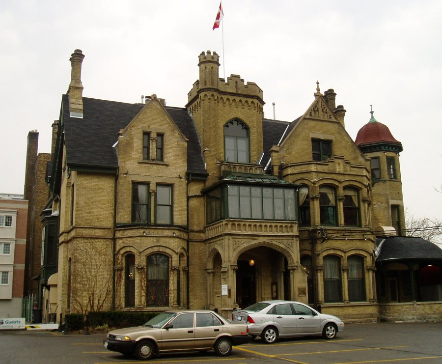 Keg Manor Ottawa Private Room