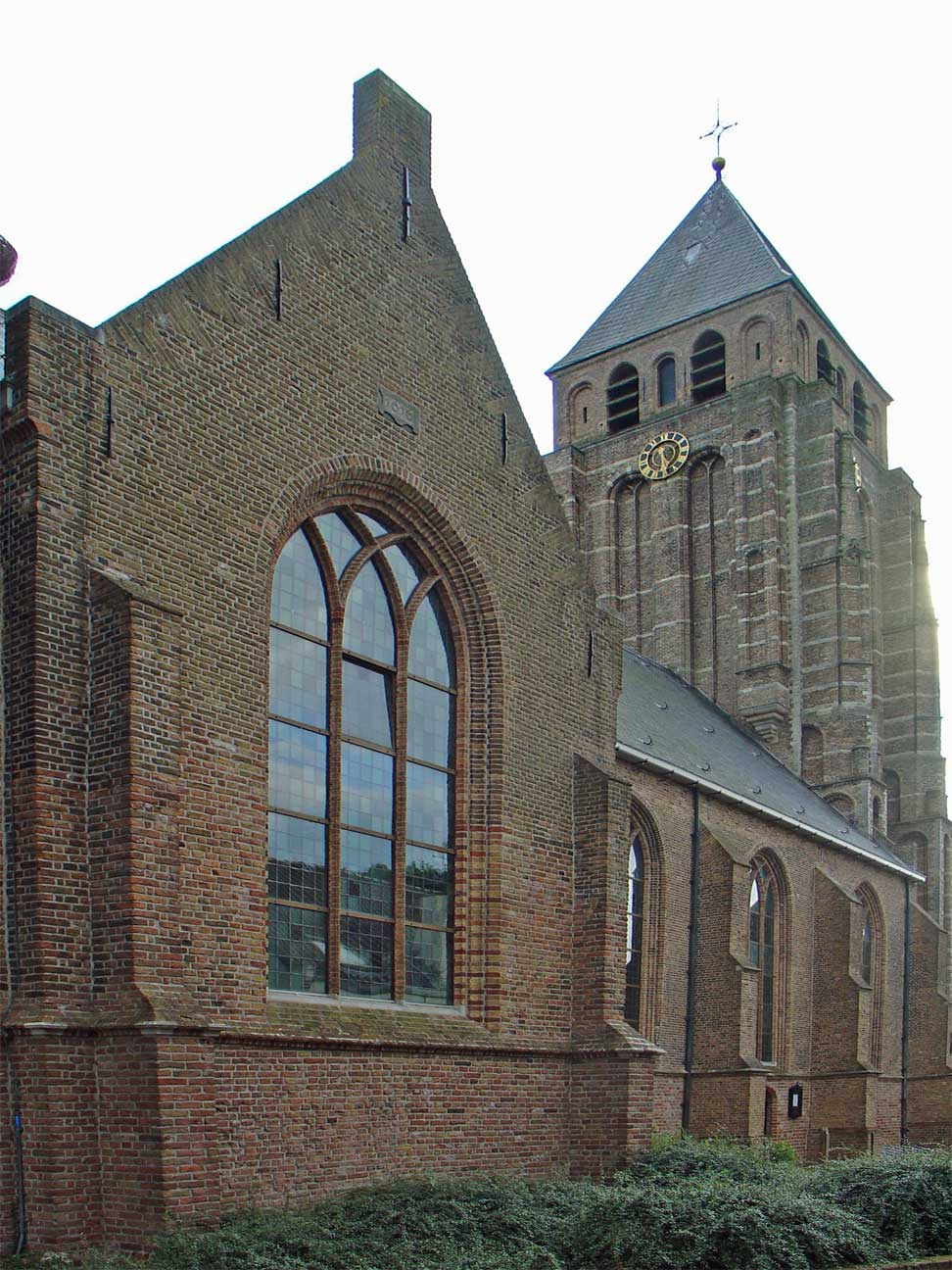 Laurentiuskerk Bergambacht Wikipedia