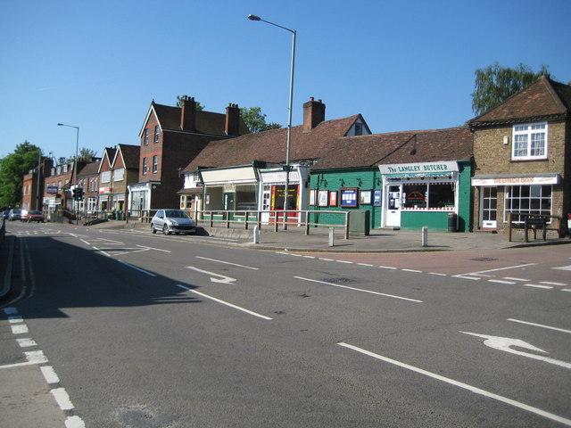 Kings Langley, High Street - geograph.org.uk - 1337871