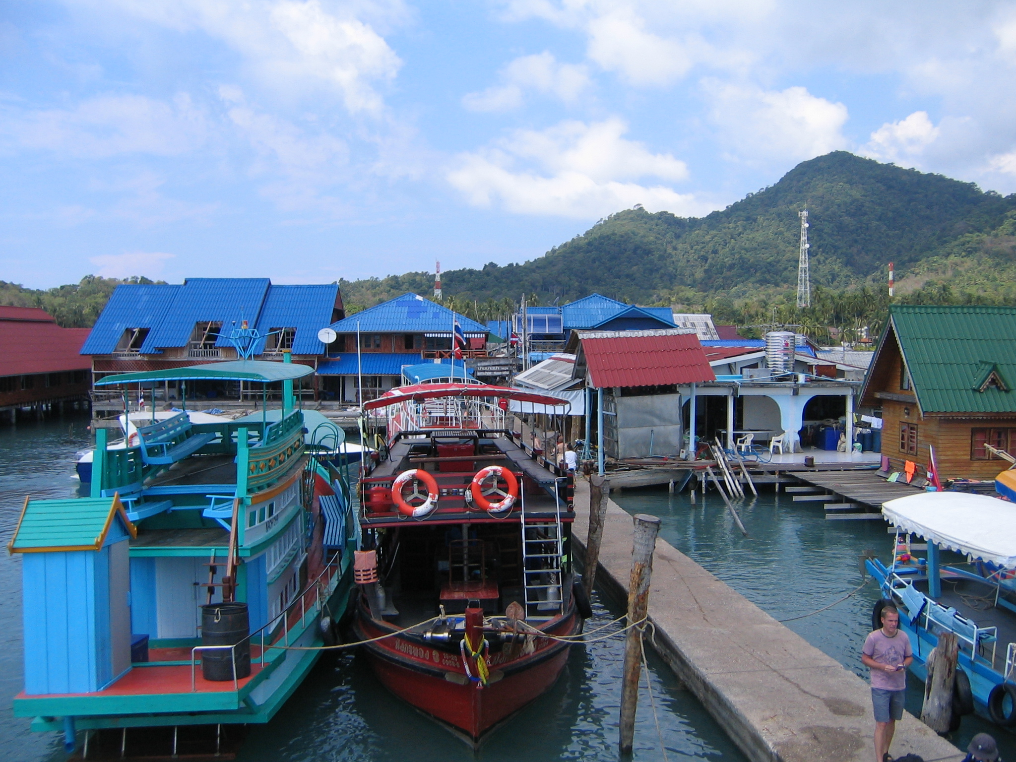 Trat Thailand  City new picture : Fil:Ko Chang Ban Bang Bao Trat Thailand – Wikipedia