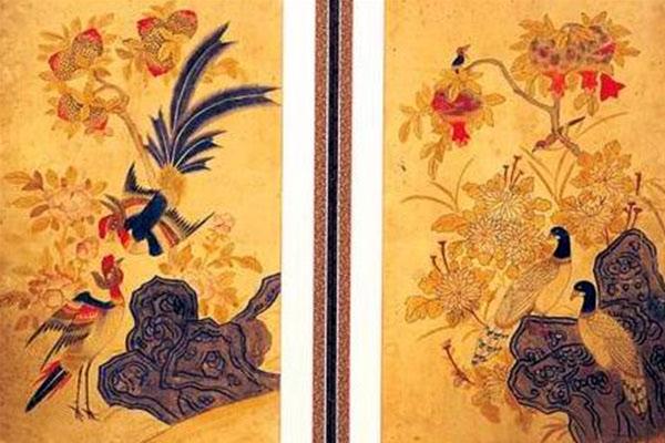 Decorative Painting Folk Art Style