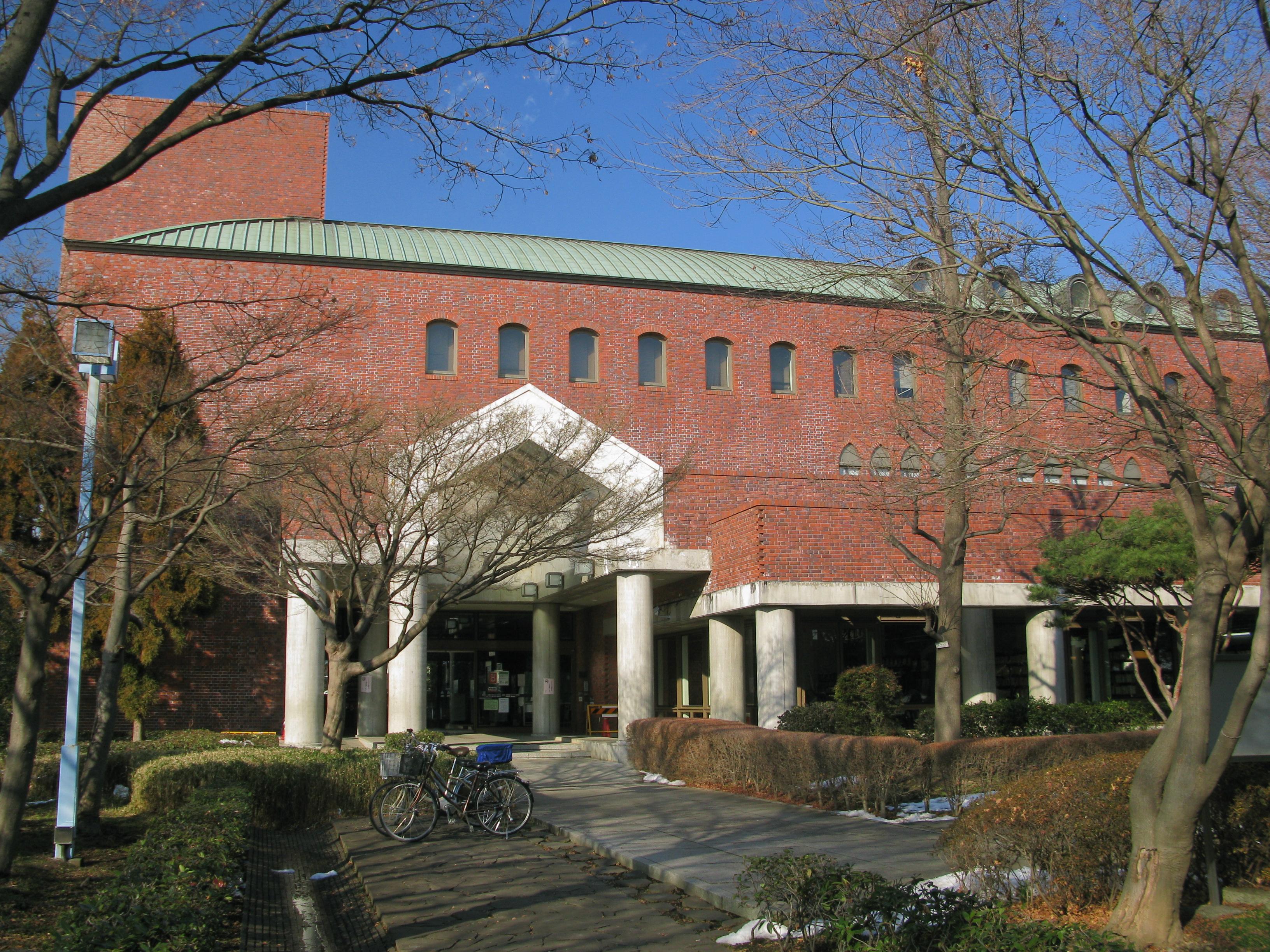 川口 市立 図書館