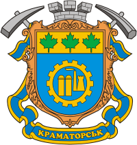 Kramatorsk City in Donetsk Oblast, Ukraine