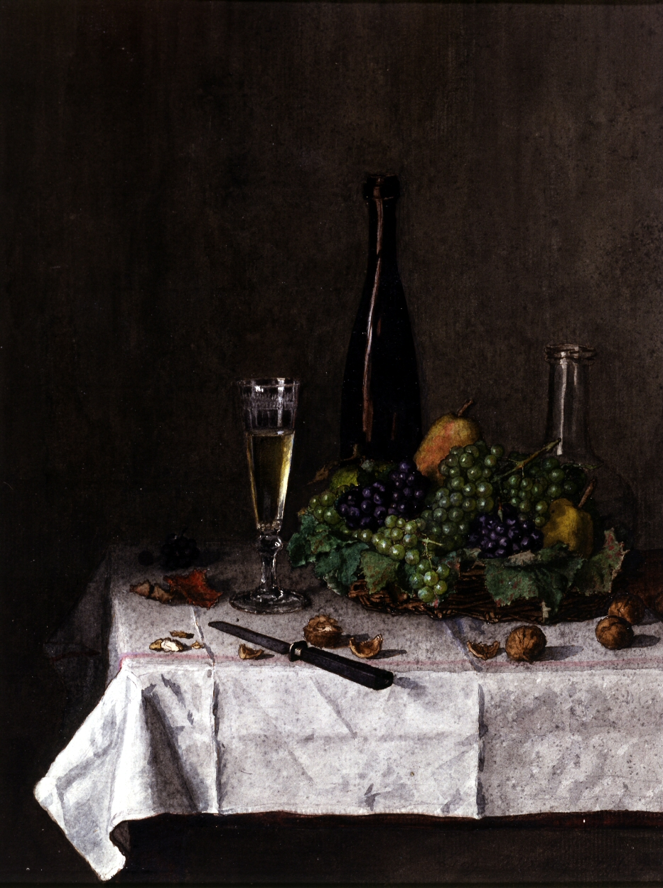 http://upload.wikimedia.org/wikipedia/commons/4/49/L%C3%A9on_Bonvin_-_Still_Life_-_Basket_of_Grapes%2C_Walnuts%2C_and_Knife_-_Walters_371529.jpg