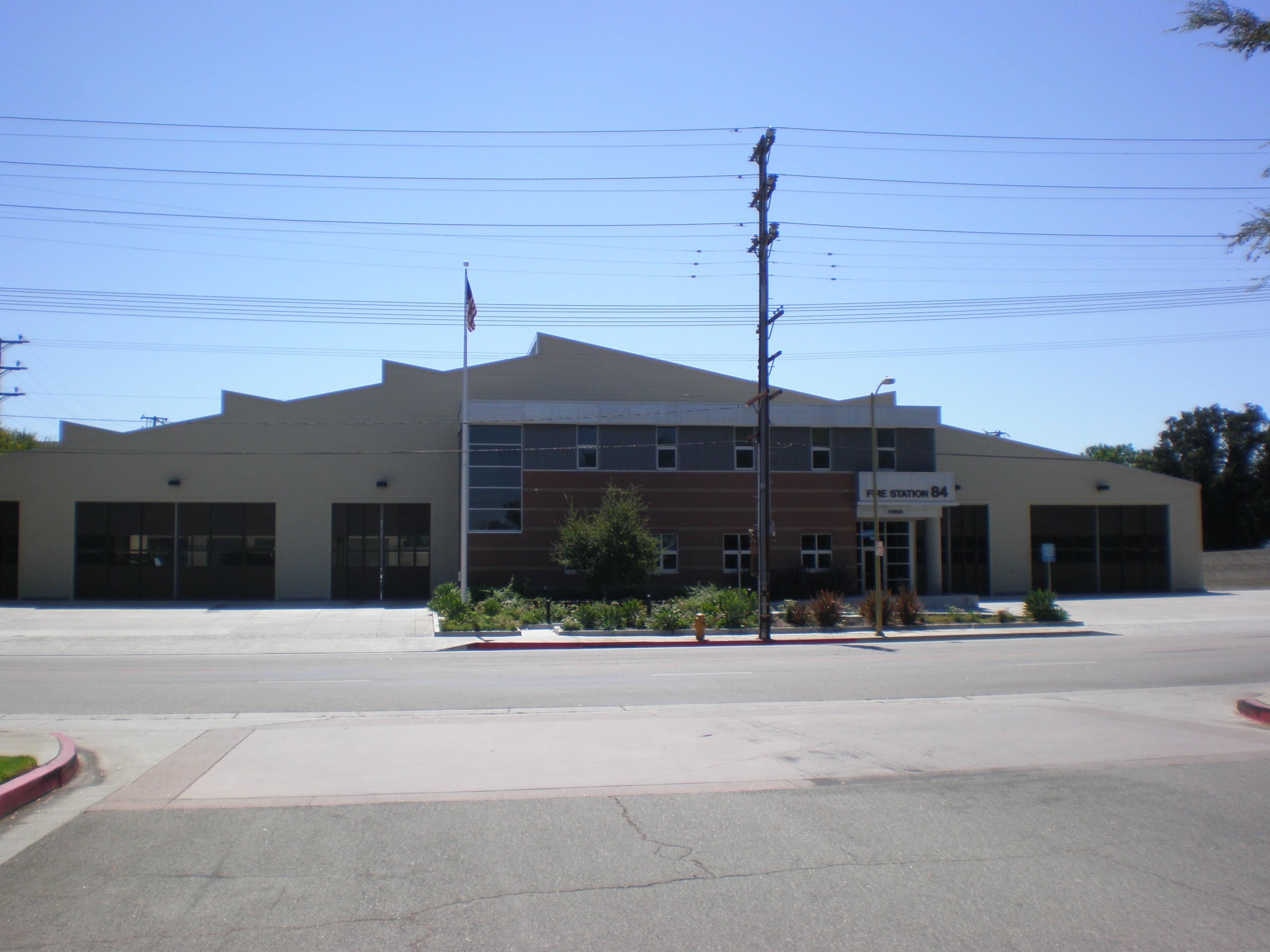 File:LAFD Station - 84 JPG - Wikimedia Commons