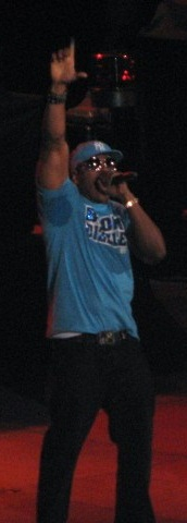 LL Cool J in concert at the Arizona State Fair