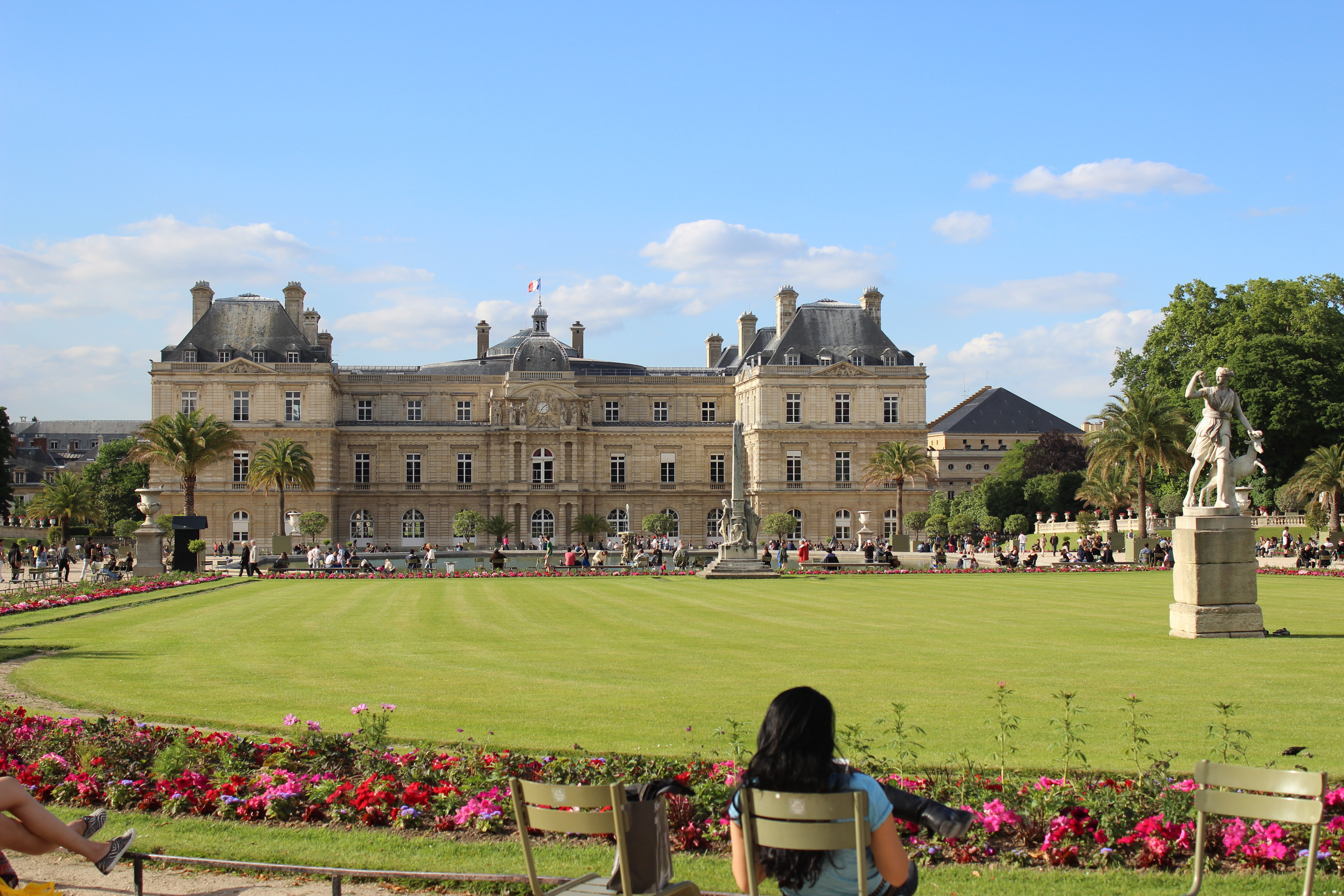 File Le Jardin du Luxembourg Paris France panoramio 29