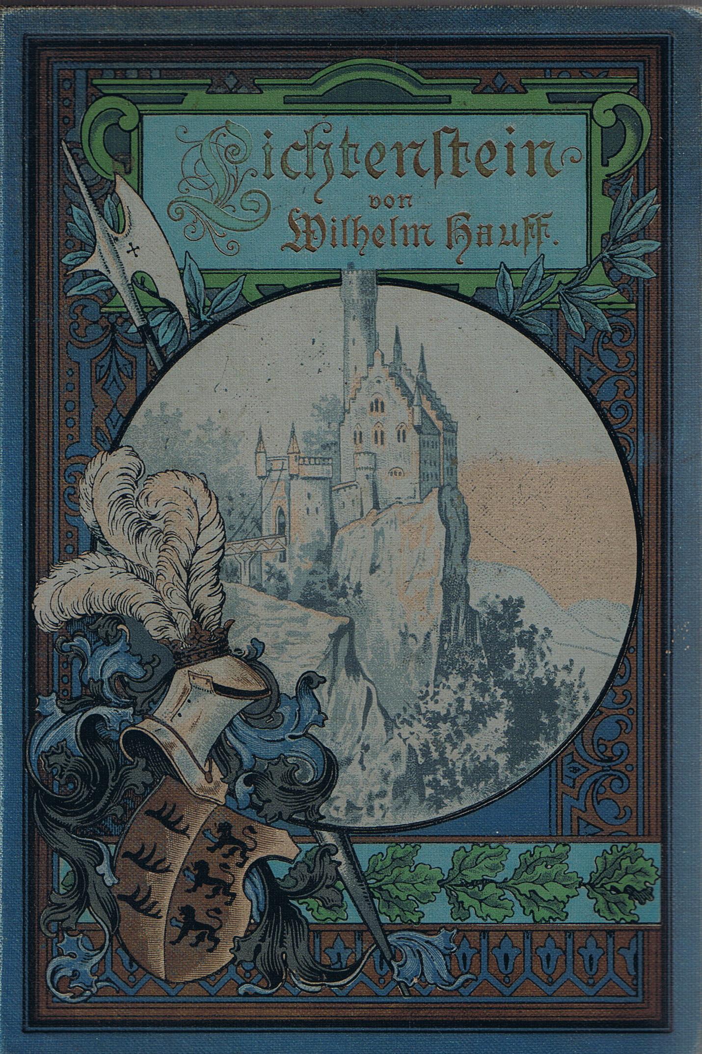 File Lichtenstein Wilhelm Hauff Jpg Wikimedia Commons