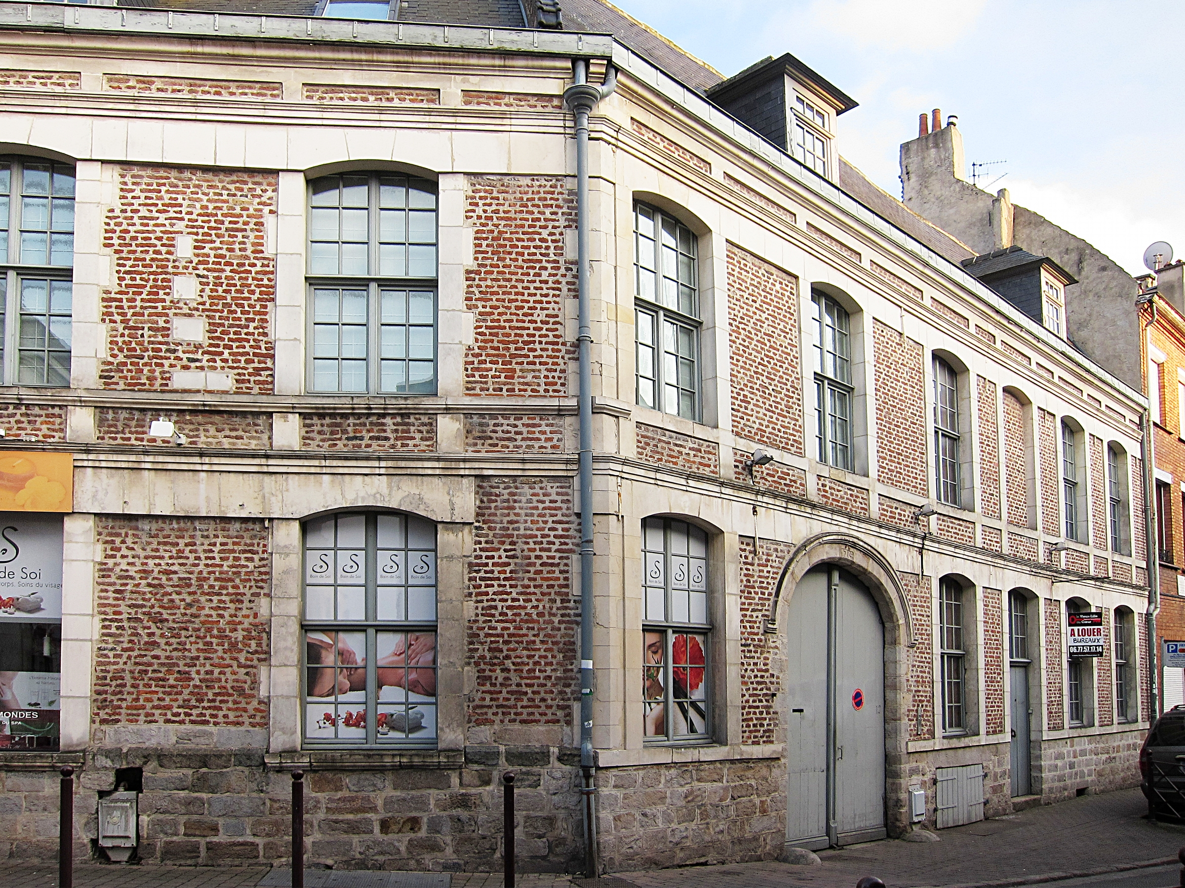 File Lille 12 Rue Des Tours Jpg Wikimedia Commons