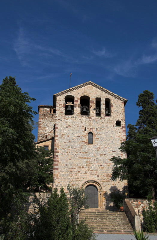 Iglesia de Santa Maria de Llerona