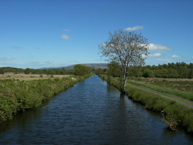Lough Allen Canal approaching Drumleague Lock - geograph.org.uk - 381477