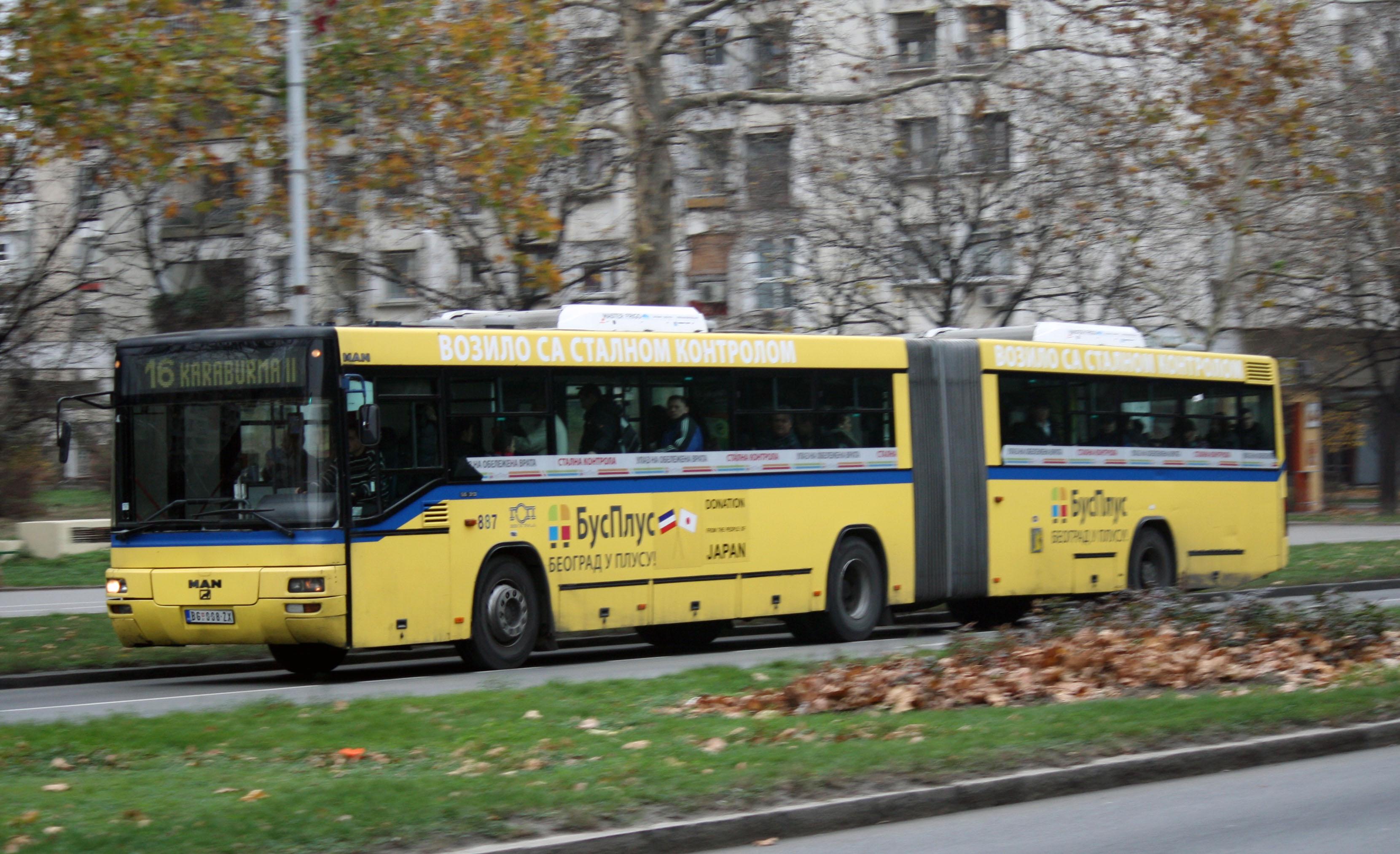 Gradsko Saobracajno Preduzece Beograd Wikipedia