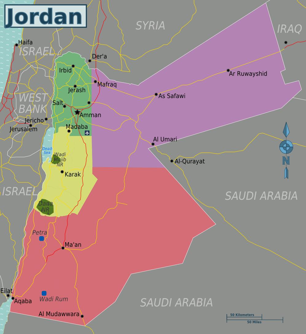 FileMap of Jordanpng  Wikimedia Commons