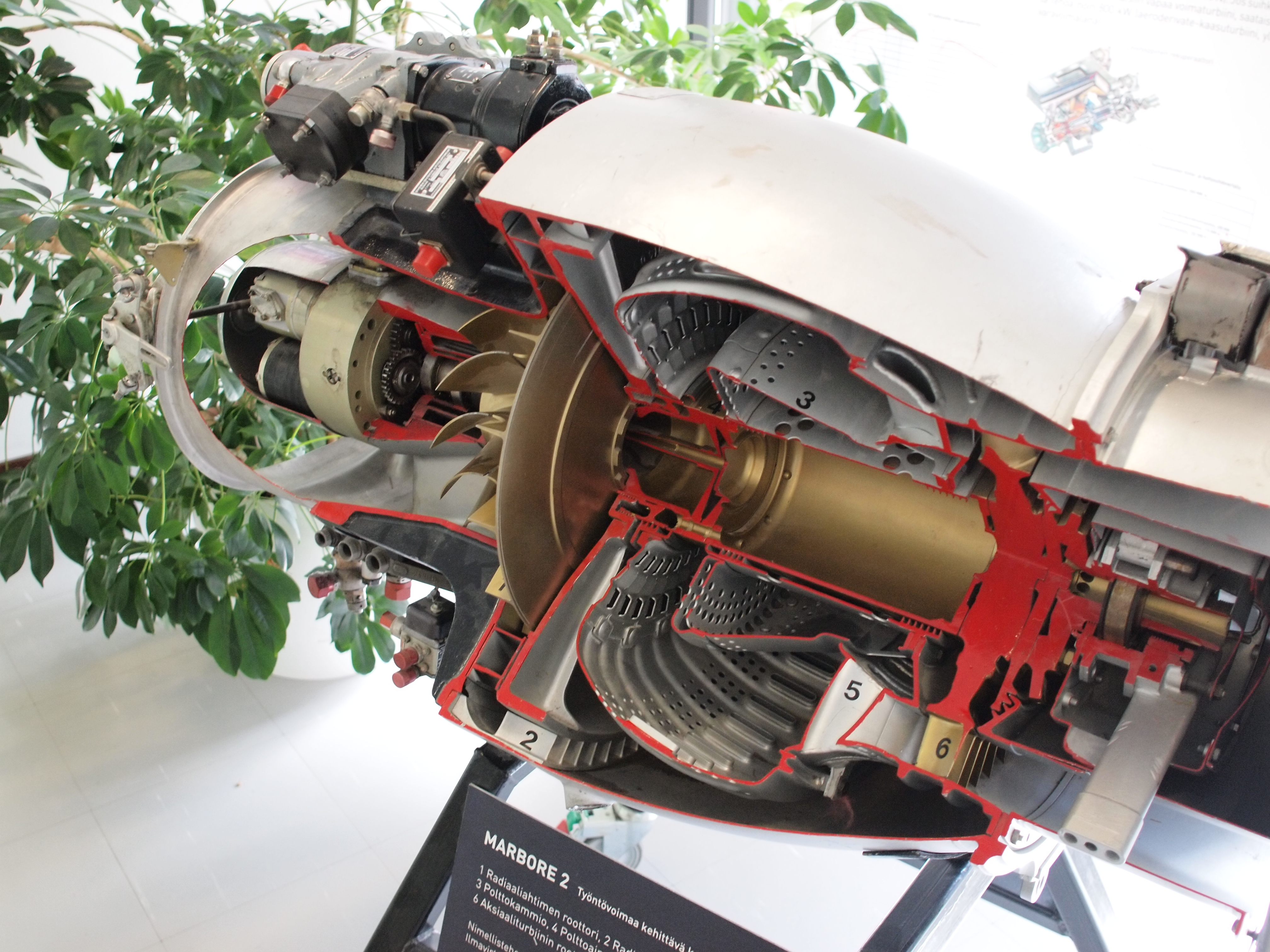 File Marbore 2 gas turbine cutaway 03 JPG Wikimedia mons