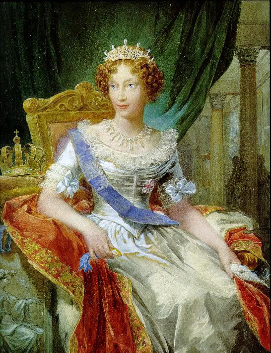 Resultado de imagem para maria luisa da austria