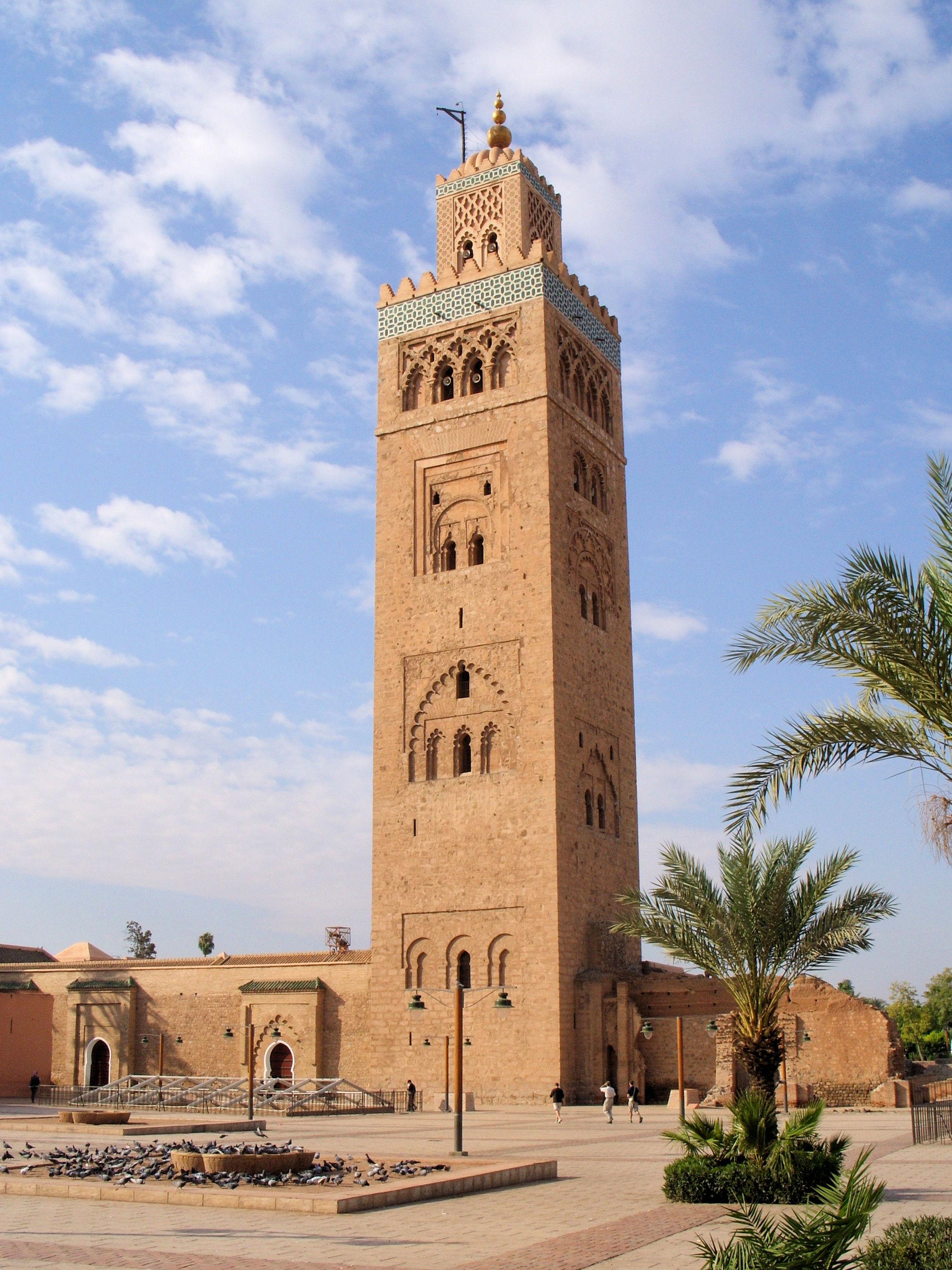 Kutubiyya Mosque Wikipedia