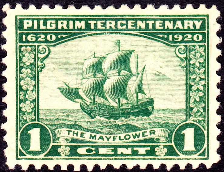 Mayflower 1920 Issue-1c