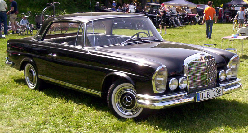 File Mercedes Benz 220 Seb Coupe 1954 Jpg Wikimedia Commons