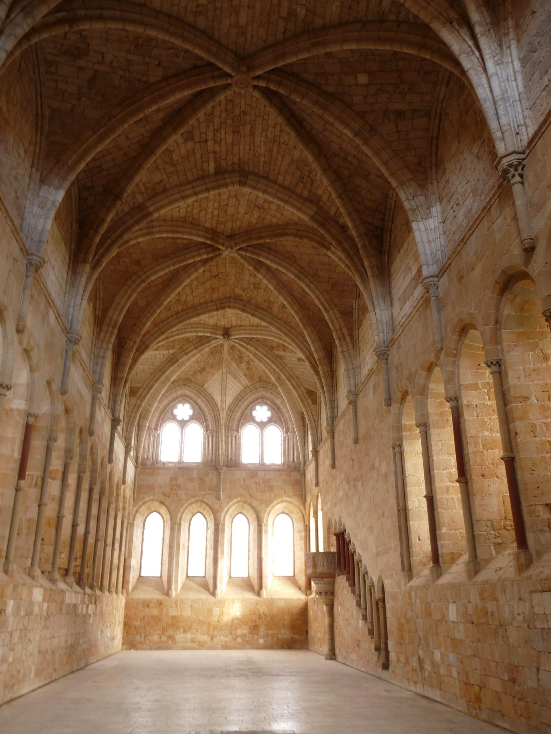 File monasterio de santa mar a de huerta for Investigar sobre la arquitectura