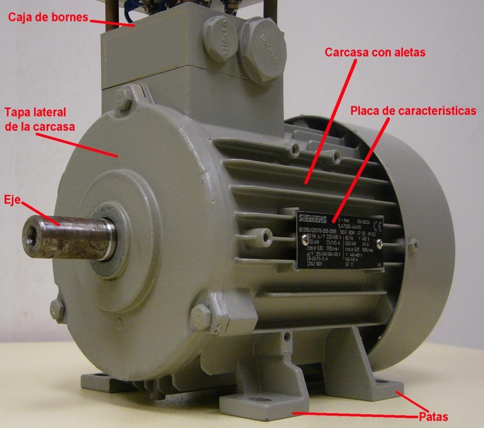 File Motor Asincrono Jpg Wikimedia Commons