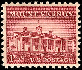 Mount Vernon1956 issue