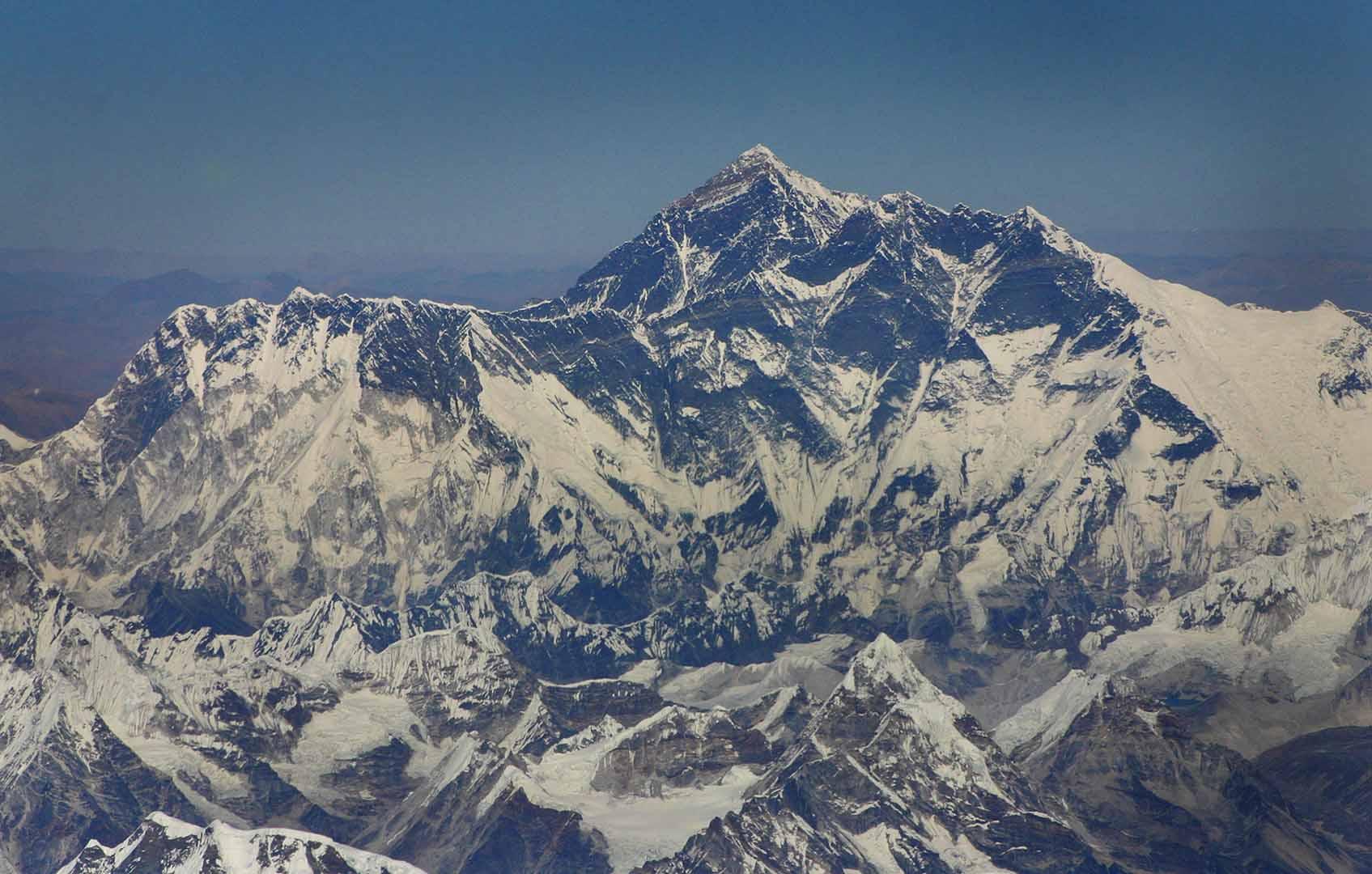 Description Mt Everest...