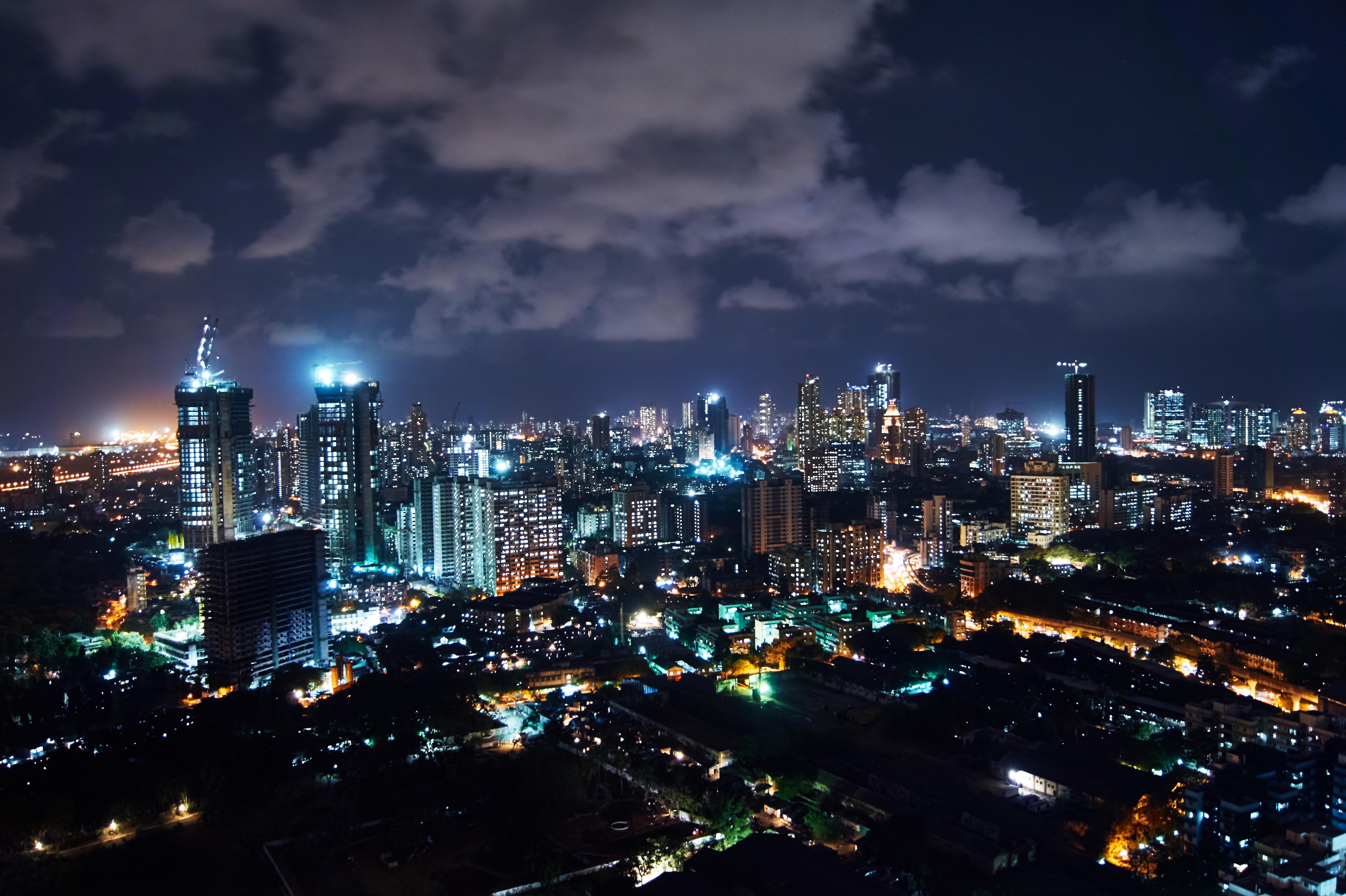 filemumbai night city 18219784390jpg wikimedia commons