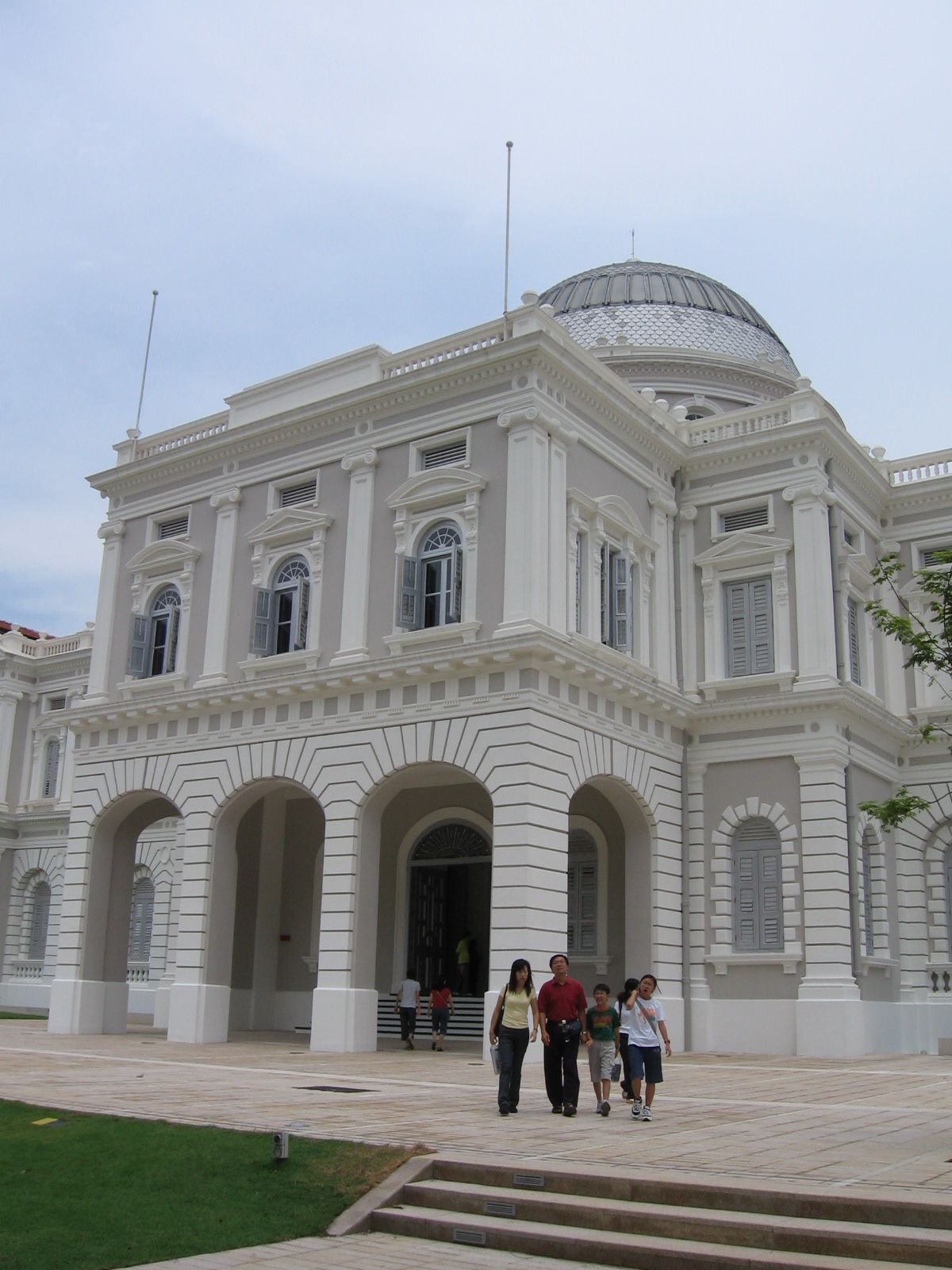 File:National Museum of Singapore 4, Aug 06.JPG - Wikipedia on National Museum Of Singapore  id=43491