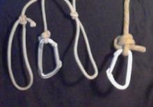 Double overhand noose