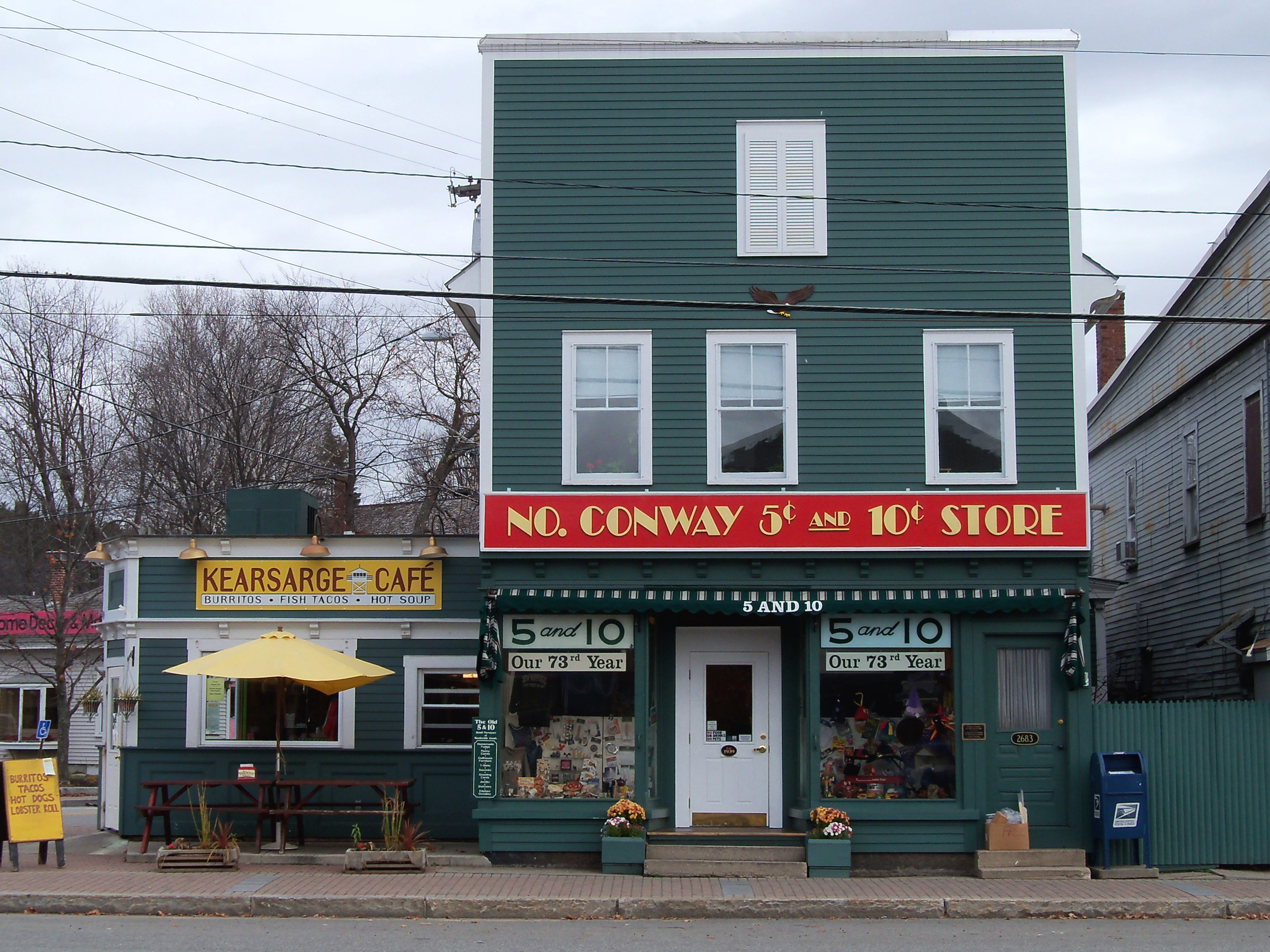 north conway shop