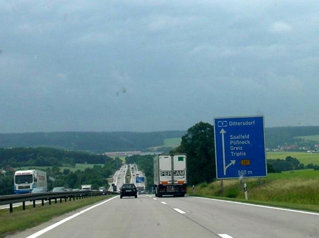 德国高速公路:世界最高科技的道路系统 - 路人@行者 - 路人@行者