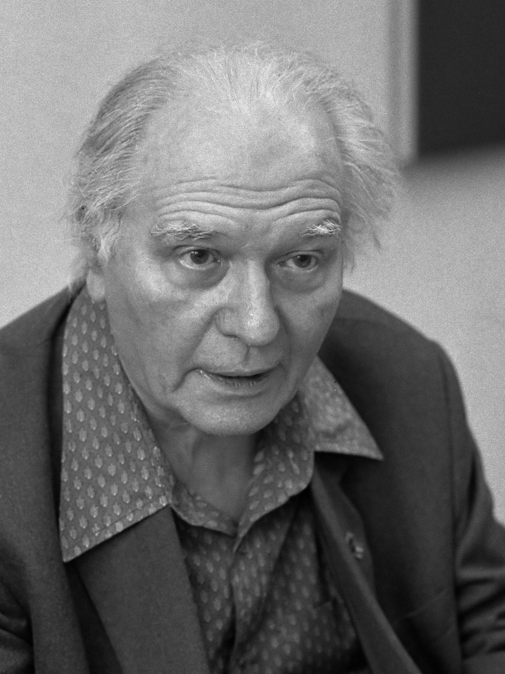 Olivier Messiaen in 1986
