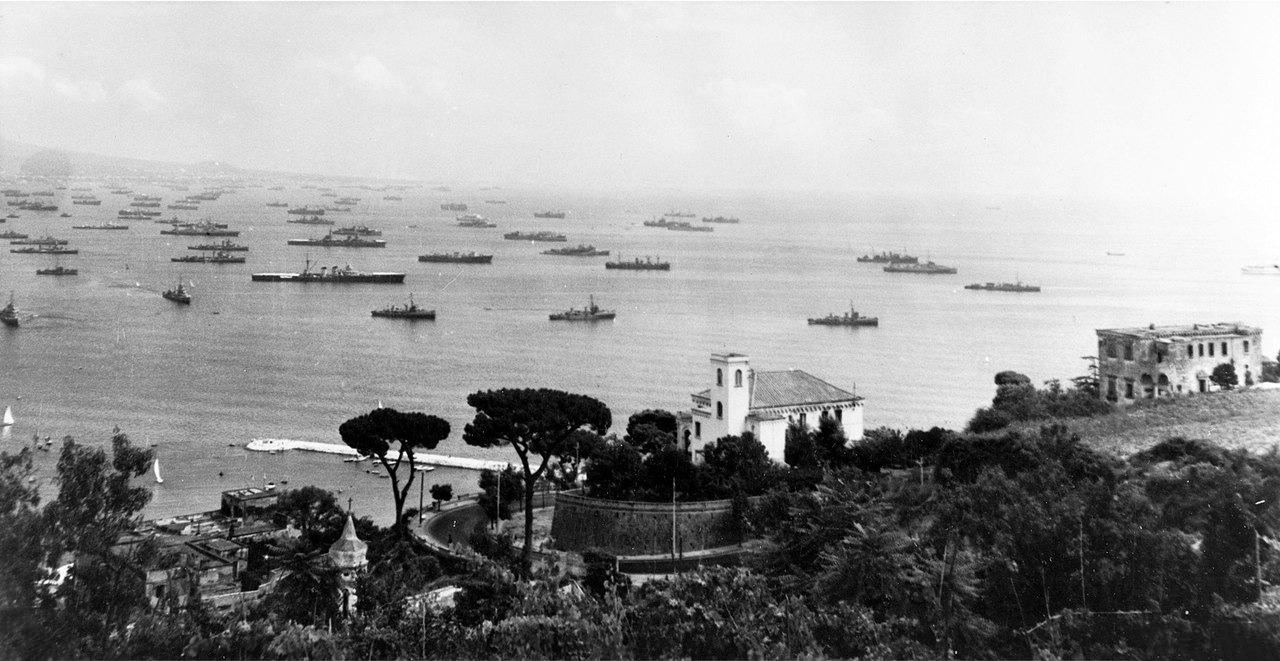 L'actu de la MARINE NATIONALE, de notre défense et de nos alliés /3 - Page 4 Operation_Dragoon_invasion_fleet_1944