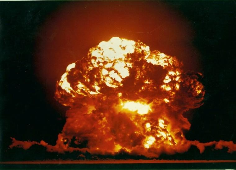 Operation Plumbbob - Shasta. Ядерные испытания