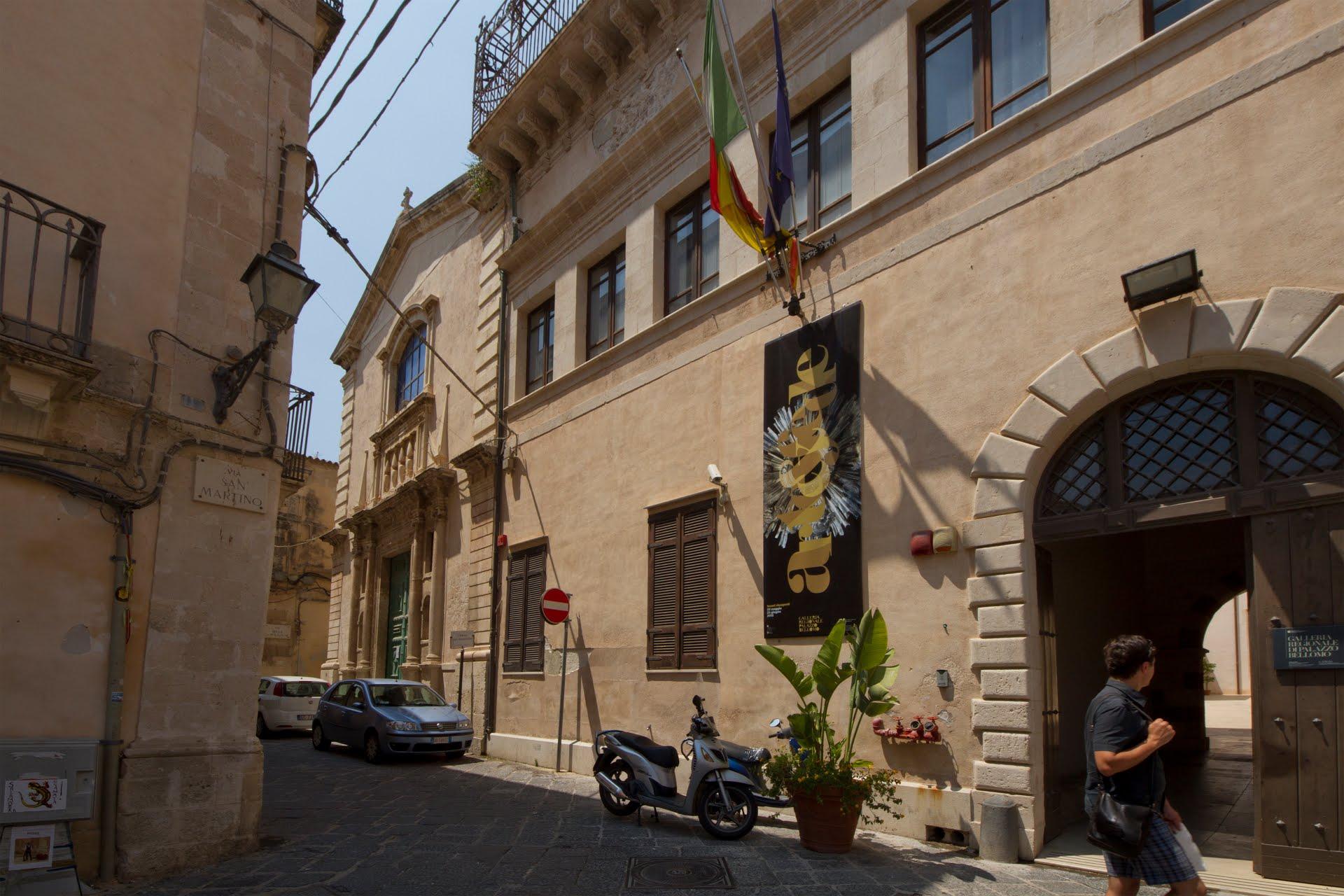 Museo di palazzo Bellomo - Wikipedia