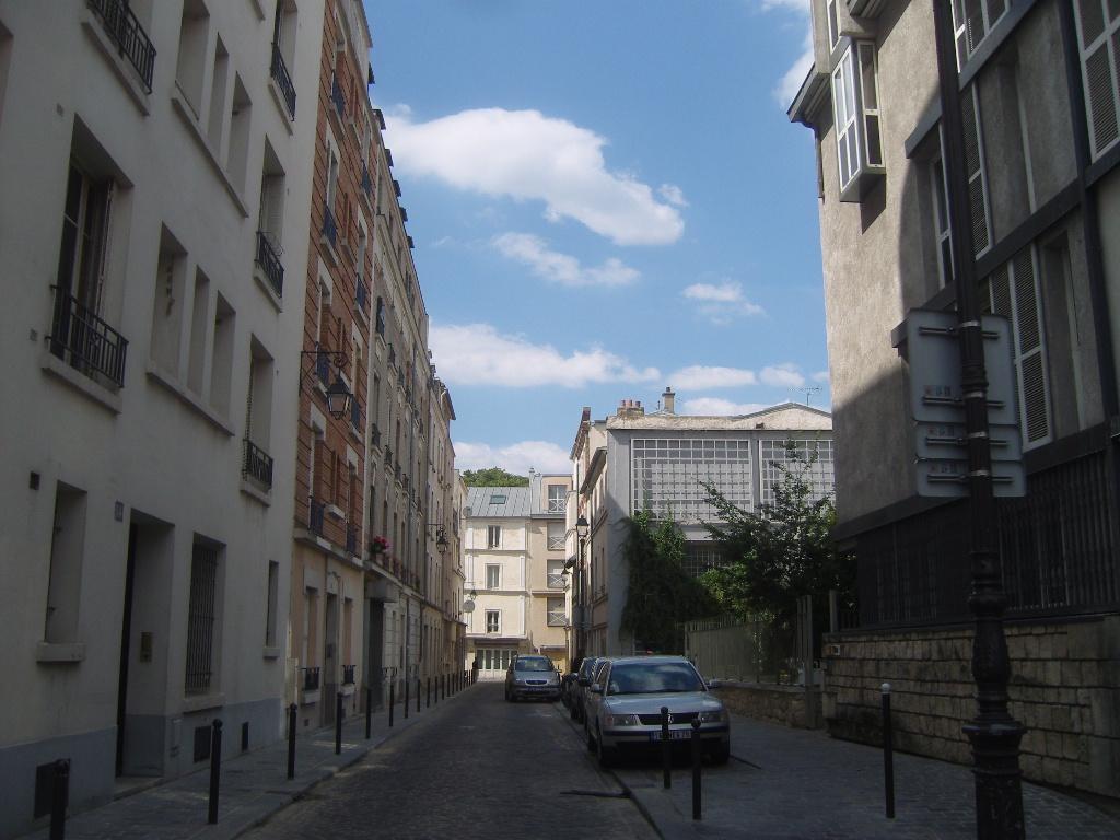 Rue de l 39 industrie paris wikip dia for 11 rue maison blanche nantes