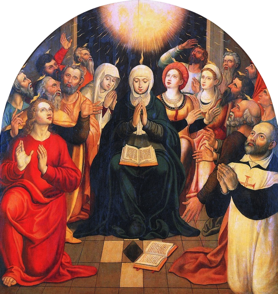Famous Pentecost Paintings