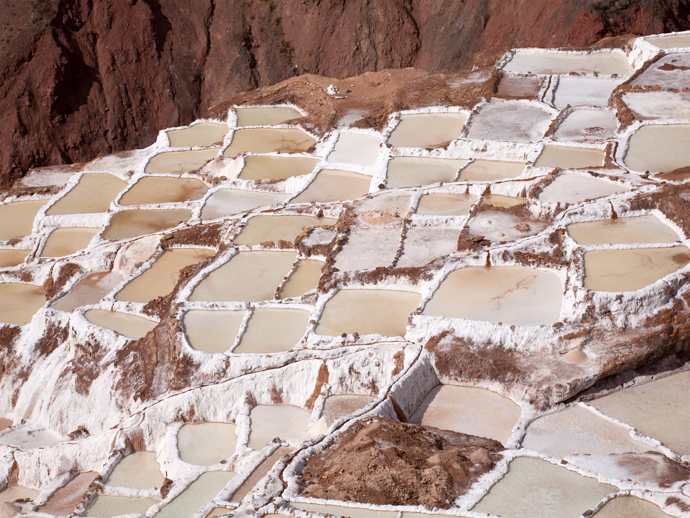 Salt Pans of Maras – Maras, Peru | Atlas Obscura
