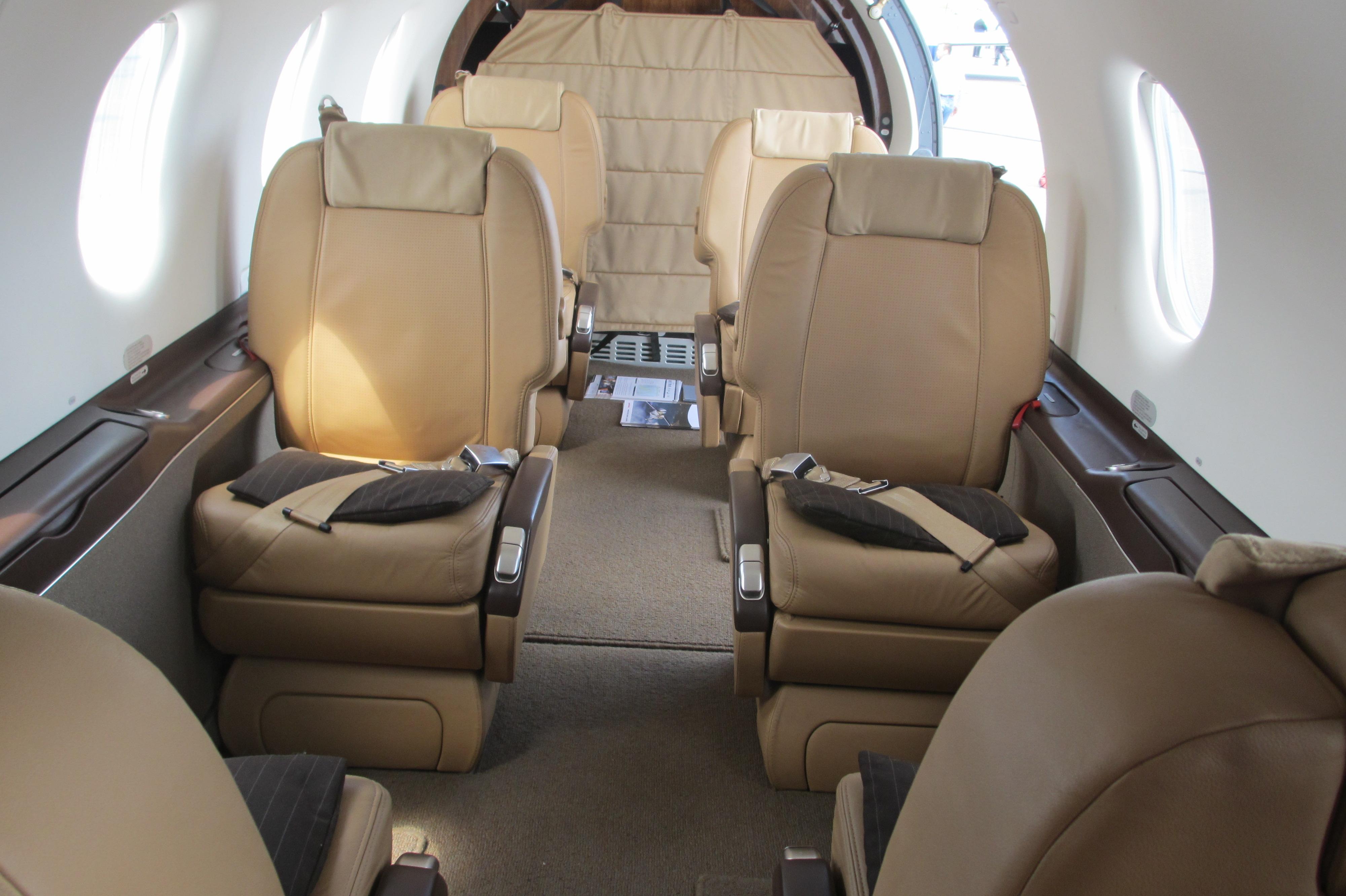 File:Pilatus PC-12 interior cabin.jpg