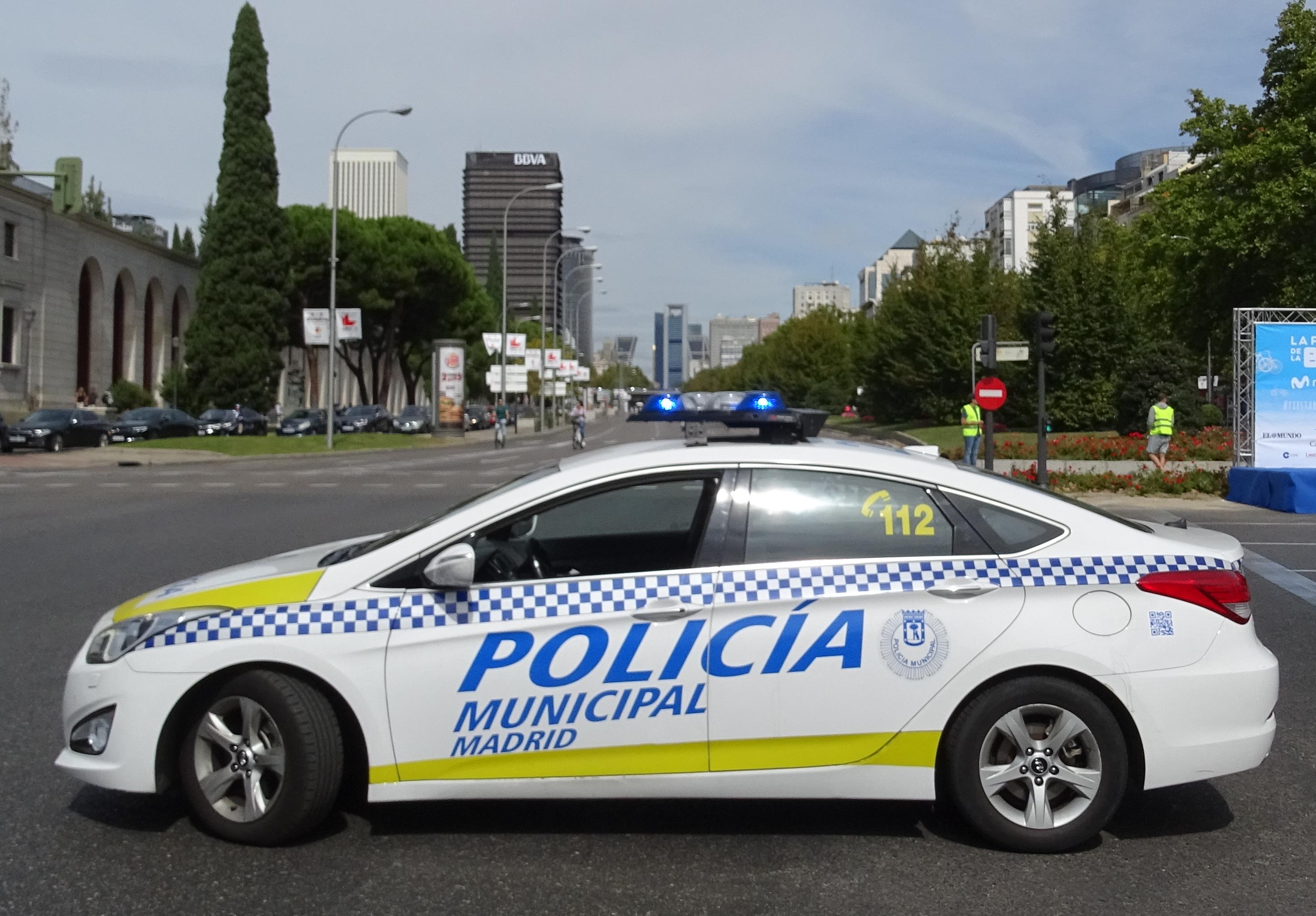 Police Car Wikipedia - Police car