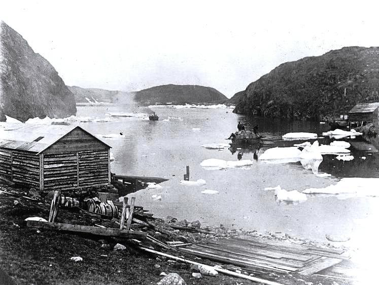 port burwell  nunavut