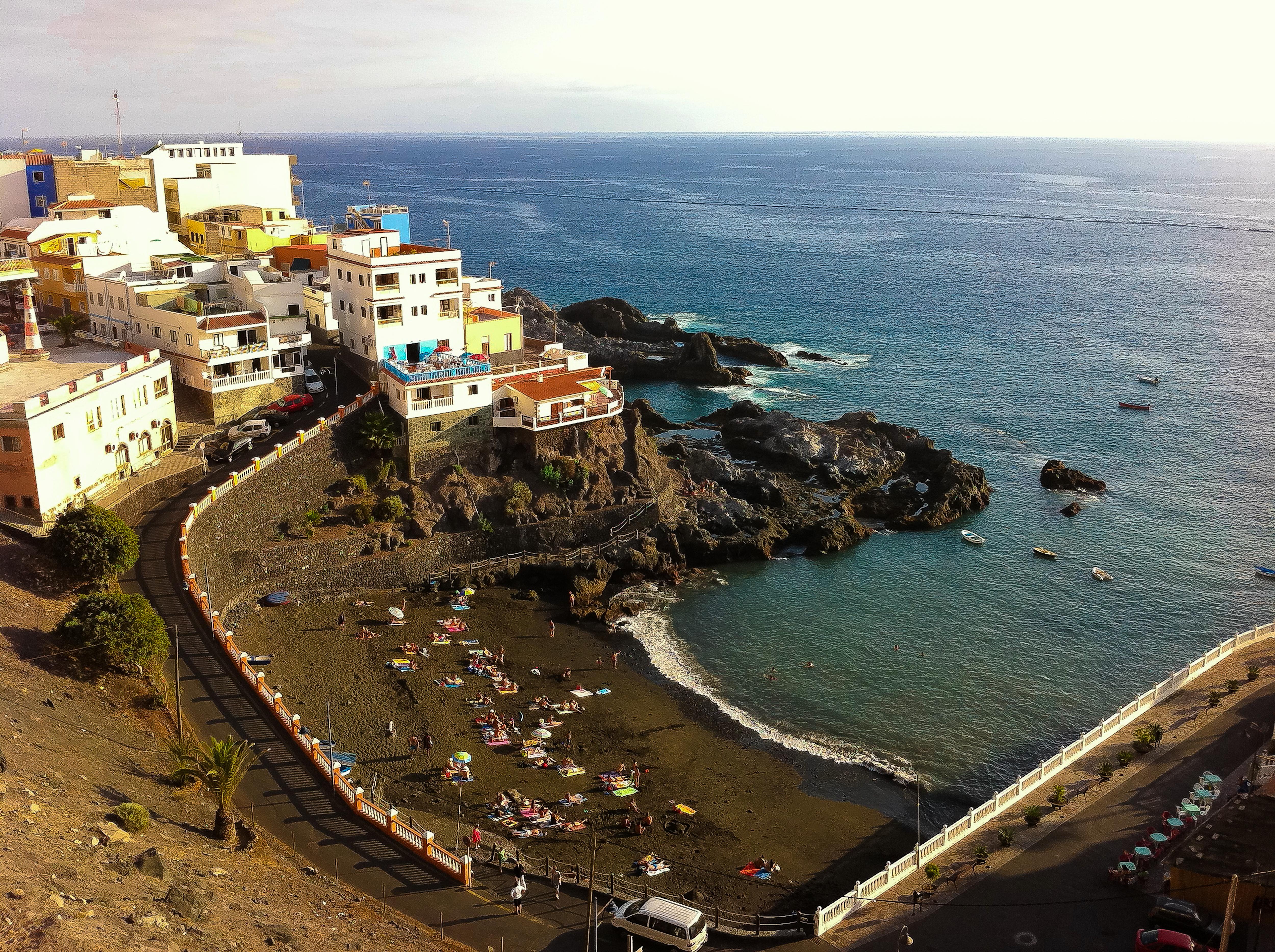 Hotel Puerto De Santiago Teneriffa