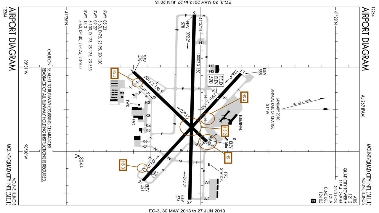 quad city international airport wikiwand atw airport diagram mli airport diagram #12